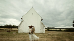 hipster wedding video